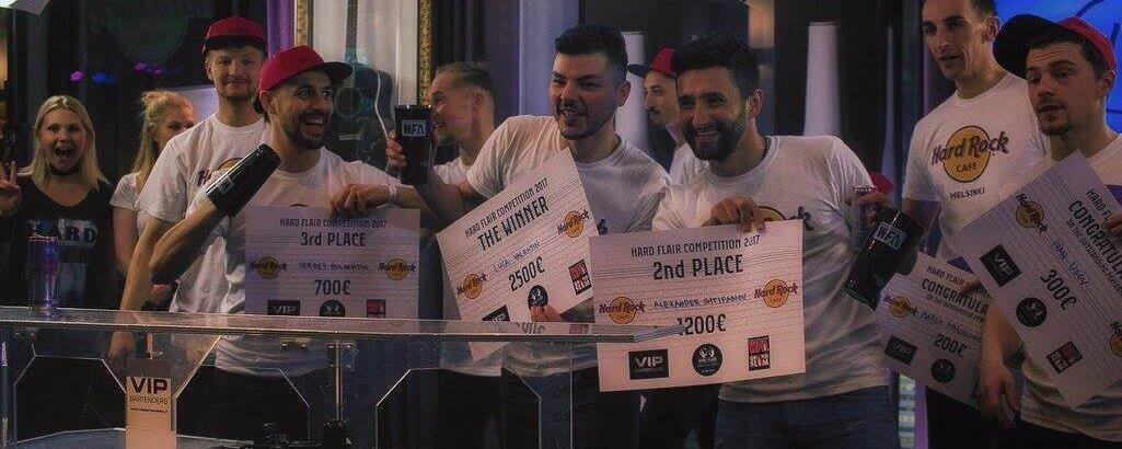 Grand Slam 2017: The Hard Flair Finals, Helsinki