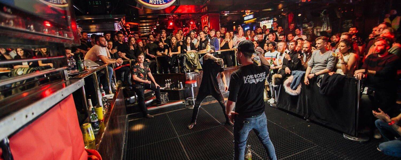 WFA Roadhouse Flair Heats: The Battle Comp